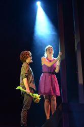 John Mincks (Henry) and Christie Jackson (Natalie)