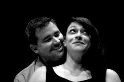 Tony Foleyas Pato and Jill Bari Steinberg as Maureen