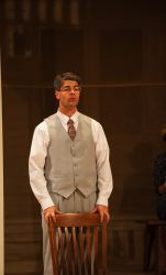 Adrian Rieder as Atticus Finch