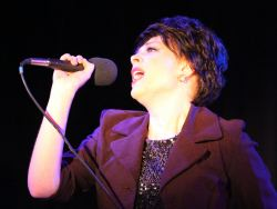 Grey Garrett as Judy Garland
