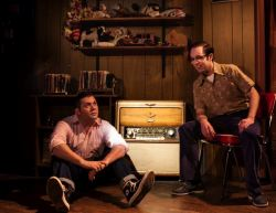 Brian Baez as Denny; Ryan Lynch as Eugene