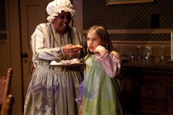 Sharlyn Bailey as Viney and Ellie Martin as Helen Keller